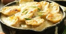 Thanksgiving Recipes / These comforting potato recipes are sure to earn a spot on your Thanksgiving table.