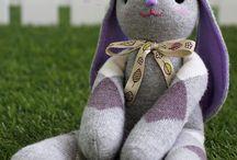 Sewing - Sock Animals