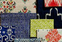 Decor Fabric Combinations