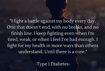 Type 1 Diabetes Board / All things pertaining to Type 1 Diabetes. *Pin Away* For invite to collaborate - email: brittany@thediabeticjourney.com