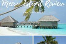 Maledivenurlaub 2017: Meeru Island, Vilamendhoo Island / Unsere Reviews über die beiden 4,5 Sterne Resorts Meeru Island & Vilamendhoo Island auf den Malediven: Wasserbungalows, Schnorcheln, Strände, Essen, Unterwasserwelt, Aktivitäten und Romantik