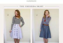 Jennifer Lauren - Cressida Skirt