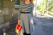 Jennifer Lauren - Felicity Skirt