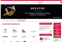 Open Air Cinema Sydney 2013