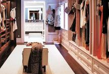 A Diva's Closet / This what my closet would look like if I was a shop-a-holic with unlimited funds. Hey, a diva has to have options, LOL! / by Khea Forte'