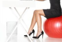 fit@work: workplace wellness tips / getting fit on the job!