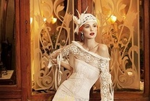 Roaring 20s Style / Images of and inspired by the 1920s, an era which is one of my favorites nest to the 1930s. Decadence served with a glass of bootlegged liquor.