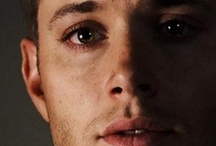 Supernatural / My Favorite TV show, and yes, I may have a small obsession with the fellas, but how can one not? Look at those eyes....
