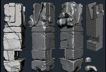 (GameArt) Sculpt reference