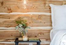 Design - Interior Farmhouse Style / Interior design ideas, inspiration and mostly DIY inspired by the HGTV Show Fixer Upper - farmhouse, industrial, rustic with some French Country style.