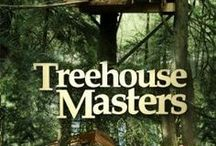 Tree Houses / Fabulous tree houses to dream about or plan for