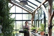 garden ↟ sheds / garden shed, potting shed, greenhouse, storage shed, storage building, garden building, garden studio, accessory dwelling unit, carriage house