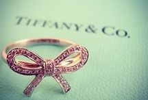 Tiffany&Co / The beautiful jewelry of Tiffany&Co.