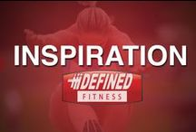 Inspirational / You can do it! We can help. Inspirational fitness success stories that will help motivate you to create your own.