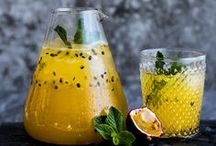 Recipes - Drinks / Recipies for cold drinks both alcoholic and non and focusing on summer refreshment.