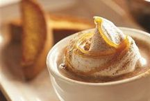 Recipes - Coffee, Tea & Hot Chocolate / All the great ways to enjoy caffeine, tea and hot chocolate whether it's hot or cold.