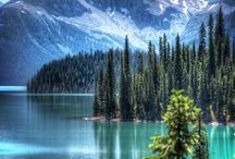 Canada / Great places to visit in Canada or my home province of Ontario