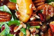 Recipes - Salads / Recipes for all types of salads, pasta salads, cold slaws etc