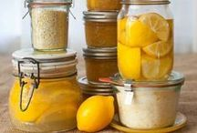 nourish ↟ pickled + preserved / pickles, preserves, canning, canned goods, homemade, recipes, water bath canning, pressure canning, garden to table