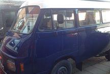 Mercedes L206D / Busje kampeerbusje! / by Son Geskus