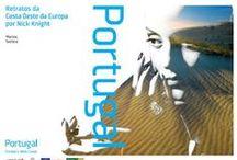 Portugal - Europe's West Coast / PORTUGAL – EUROPE'S WEST COAST   Portraits from the West Coast of Europe by Nick Knight   Retratos da Costa Oeste da Europe by Nick Knight   Campanha PORTUGAL – EUROPE'S WEST COAST, da responsabilidade do Ministério da Economia e da Inovação, realizado pelo Turismo de Portugal e pela Agência para o Investimento e Comércio Externo de Portugal (AICEP),lançada em Dezembro 2007.