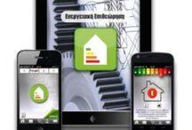 Smartphone app •Ενεργειακή Επιθεώρηση / Κατεβάστε δωρεάν τη smartphone εφαρμογή της MichanikosApps και μάθετε την Ενεργειακή κλάση της κατοικίας σας