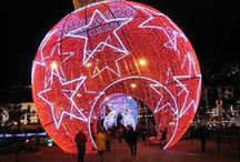 Christmas @ Portugal / Christmas decoration found in Portuguese cities.
