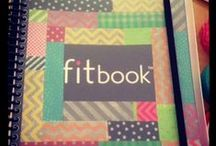 flaunt your fitbook / show us how you customize your #fitbook