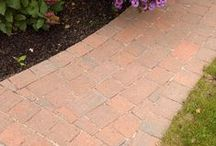 Brett Block Paving / Brett block paving bricks fro driveways, paths and patio's in modern and rustic styles