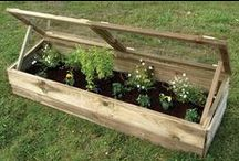 Garden Planters and Composters / Our range of modern and rustic wooden planters and composters are both stylish and functional. Every garden should have a compost heap and wooden planters are both attractive and the perfect solution for small or terrace gardens.