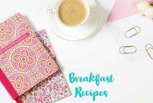 Breakfast Ideas / Breakfast Ideas and Recipes