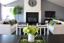Staging Tips / A first impression is everything. Staging is crucial to making sure those buyers fall in love with your home