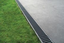 Drainage products / Variety of garden drainage and commercial drainage products from manhole covers to local shingle.