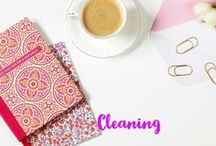 Cleaning / Cleaning hacks. Cleaning motivation. Cleaning inspiration. Cleaning schedules for busy moms.