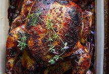 Assorted food recipes