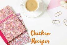 Chicken Recipes / chicken recipes. Chicken breast. Chicken Quarters. Chicken thighs. Healthy chicken ideas. simple chicken recipes.