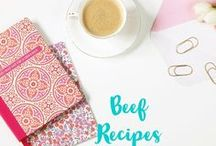Beef Recipes / Beef. Ground beef. Steak. Beef roast. Hamburgers
