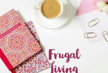 Frugal Living / Learn how to balance you budget and live on a small income. You can learn how to save money, make money, and how to get companies to send you products 100% free just for asking! Live rich on any budget by living a frugal lifestyle and find your way to financial freedom.