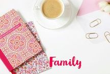 Family / Family tips and parenting advice! Every family is different. We can all learn from each other and incorporate new tips and tricks into our family life!