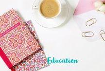 Education / Homeschool. Pre K. Babies. Learn at home. Montessori.