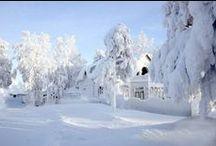 ja volim sneg, zato sto svetluca