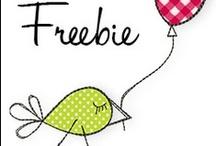 Freebies / Immer wieder gibt es Freebies vom Stickbär. Ihr findet sie im Stickbär-Blog. Die Freebies sind zur privaten Verwendung gedacht.