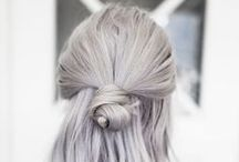 Hair inspiration / Wedding hairstyles and other styles I cannot resist