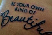 Cool tattoos / Tattoo ideas