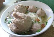 BAKSO ~ OUT INDO MEAT BALLS / by Jungny Suhakam