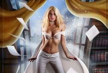 Cosplay ● Emma Frost