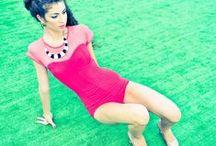 Fashion ● Leotard (Pink)