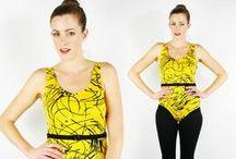 Fashion ● Leotard (Yellow)