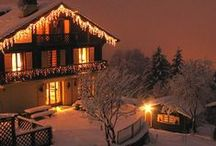 Christmas/Wintertime / Wintery,  snowy and cozy stuff that this finnishgirl loves