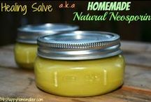 Natural Health Benefits and Remedies